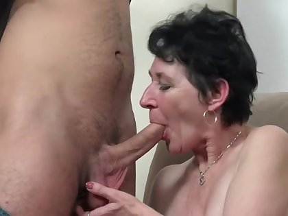 GRANNY PLAYING THEN