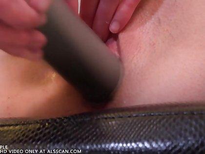 Masturbate First - Aria Haze - ALSScan